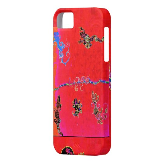 Reptile Collection: Raging Barely There iPhone 5 Case