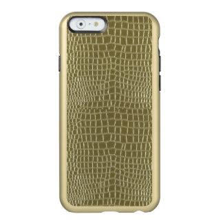 Reptile Skin iPhone 6 Feather Shine Case