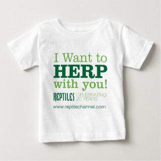 REPTILES Anniversary #1 Shirt
