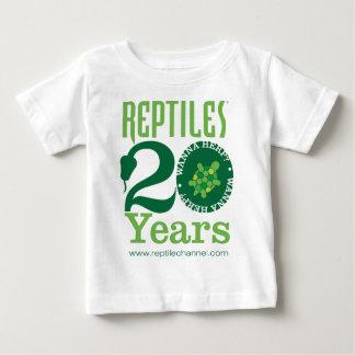 REPTILES Anniversary #3 Tee Shirt
