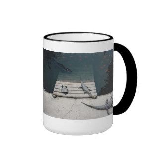 Reptiles Basking Ringer Mug