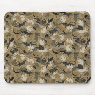 Reptiles Mouse Pad