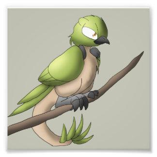 Reptilian Bird Reptile Avian Hybrid Animal Art Art Photo