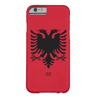 Republic of Albania Flag Eagle iPhone 6 case