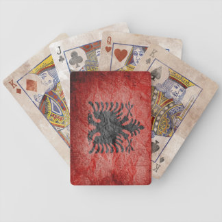 Republic of Albania Card Deck