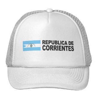 Republic of Corrientes Trucker Hats
