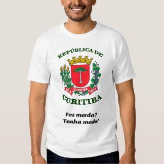 Republic of Curitiba Shirts