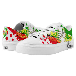 Republic of Guyana, Happy 50th Independence Annive Low Tops