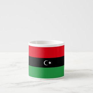 republic of libya vectorShow your Republic of Liby Espresso Mug