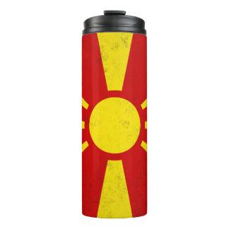 Republic of Macedonia Thermal Tumbler
