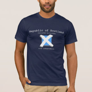 Republic of Scotland T-Shirt