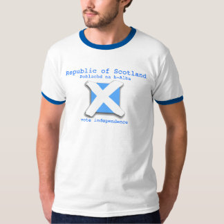 Republic of Scptland T-Shirt