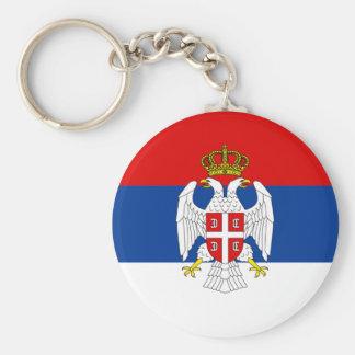 Republic Of Serbian Krajina, Croatia Key Ring