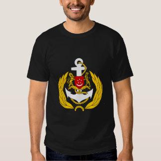 Republic of Singapore Navy T-shirts