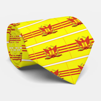 Republic of South Vietnam Military Forces Flag Tie