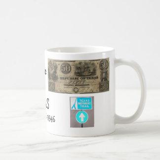 Republic of TEXAS Basic White Mug