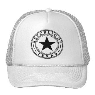 Republic Of Texas Cap