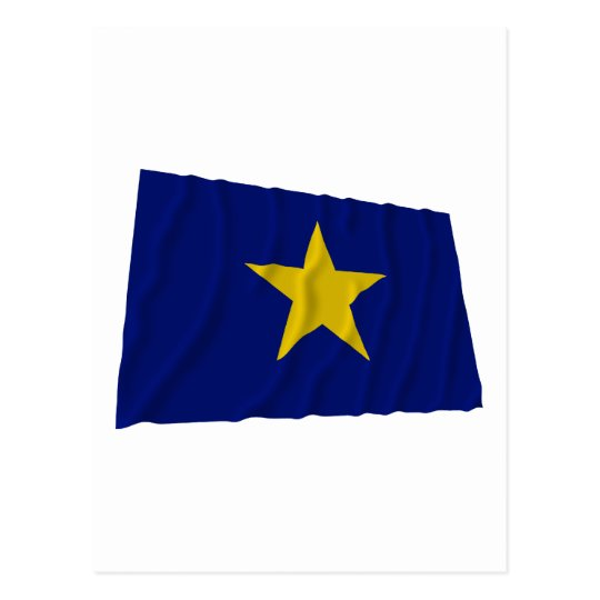 Republic of Texas Flag Postcard
