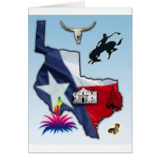 Republic of Texas Greeting Card