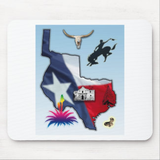 Republic of Texas Mouse Pad