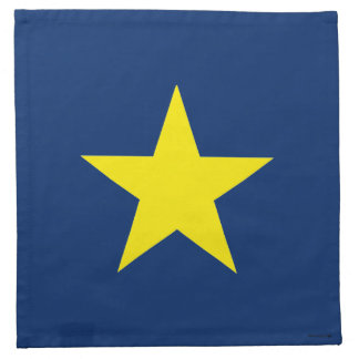 Republic of Texas Napkin