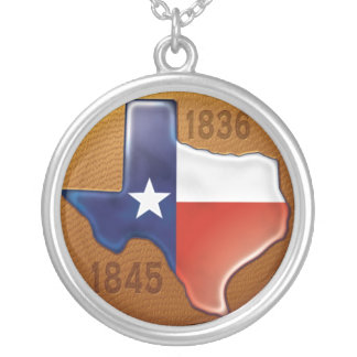 Republic of Texas Necklace