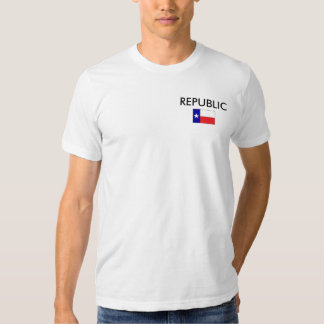 Republic of Texas; Remember the Alamo! T Shirts