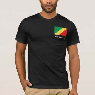 Republic of the Congo Flag T-Shirt