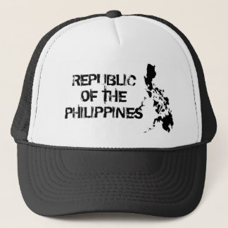 Republic of the Philippines Trucker Hat