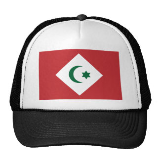 Republic Of The Rif, Morocco flag Trucker Hat