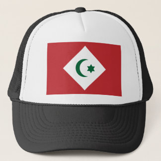 Republic Of The Rif, Morocco flag Trucker Hat
