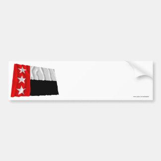 Republic of the Rio Grande Flag Bumper Sticker