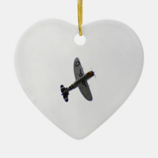 Republic P47 Thunderbolt Christmas Ornament