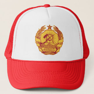 Republica de Minnesota Trucker Hat