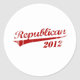 REPUBLICAN 2012 JERSEY Faded.png Stickers