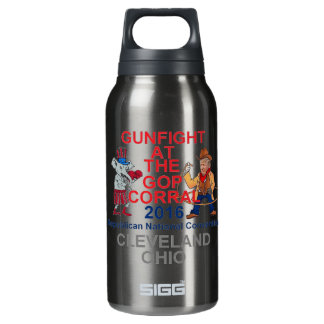 Republican 2016 Convention Insulated Water Bottle