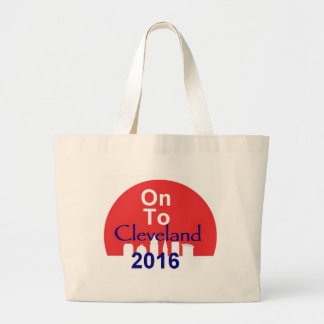 Republican 2016 Convention Jumbo Tote Bag