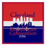 Republican 2016 Convention Poster Print