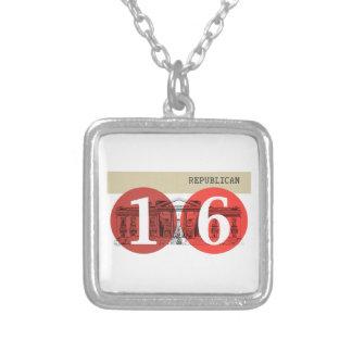 Republican 2016 necklace