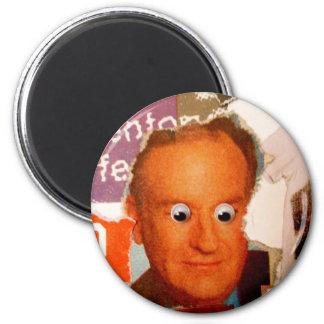 Republican 6 Cm Round Magnet