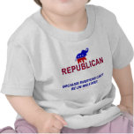 Republican because... shirt