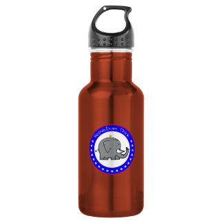 republican chick 532 ml water bottle