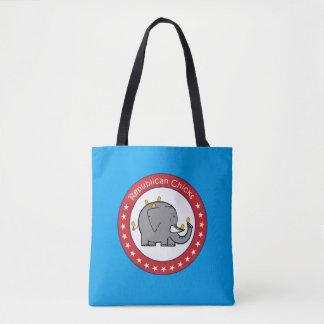 Republican Chicks Bag
