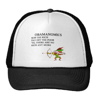 republican conservative anti obama joke cap