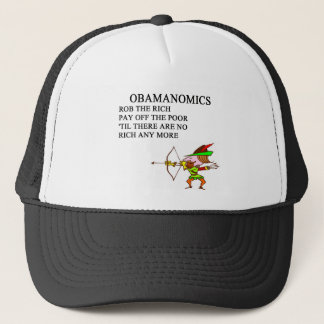 republican conservative anti obama joke trucker hat
