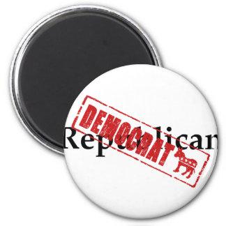 Republican DEMOCRAT Fridge Magnets