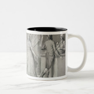 Republican Divorce Two-Tone Coffee Mug