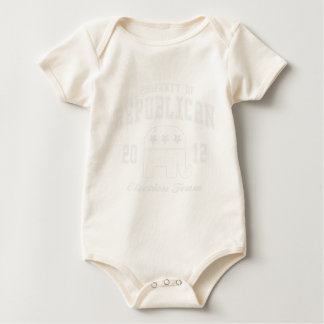 Republican Election Team.png Baby Bodysuit