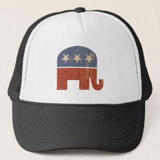 Republican Elephant 2012 Election Cap