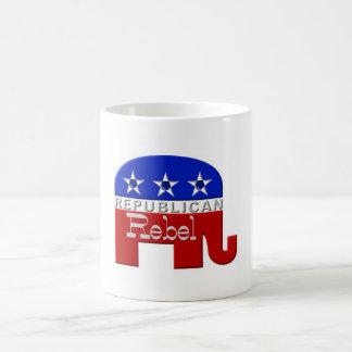 Republican-Elephant Basic White Mug